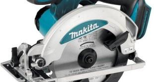 Makita BSS610Z Akku-Handkreissäge Solo 18V Li-ION