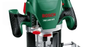 Bosch POF 1400 ACE HomeSeries Oberfräse