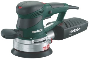 Metabo Exzenterschleifer SXE 450 Turbo Tec