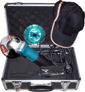 Makita Winkelschleifer im Koffer inkl. Zubehör, GA5030KSP1